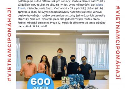 Giang Thanh - Praha Libuš