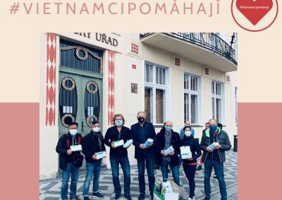 Brandýs nad Labem vietnamská komunita