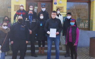 Městská policie Františkovy Lázně